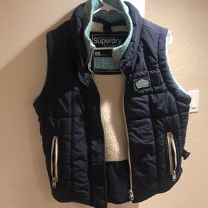 Superdry vest alpine sport japan